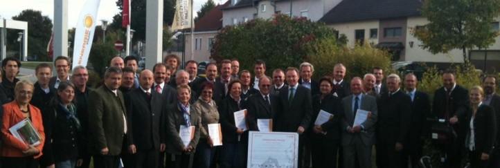 Klima- und Energiemodellregion Römerland – Carnuntum gestartet