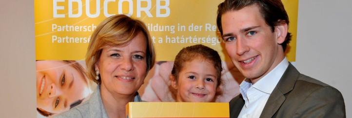 Landesrätin Schwarz und Staatssekretär Kurz stellen Industrieviertler Projektinitiatve vor!