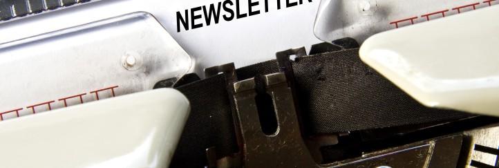 Newsletter November 2011