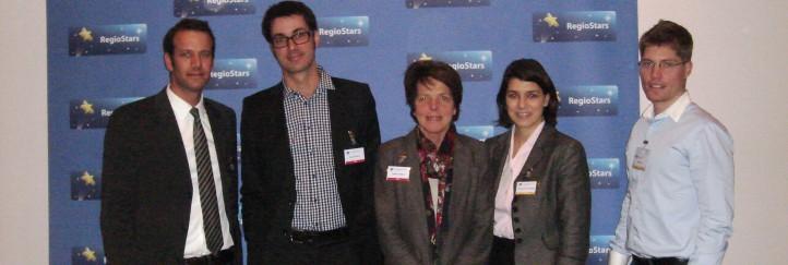 ETZ-Projekt BAUM im Finale der EU-Regiostars Awards 2012!