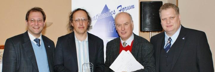 1. Internationales Forum Payerbach erfolgreich gestartet