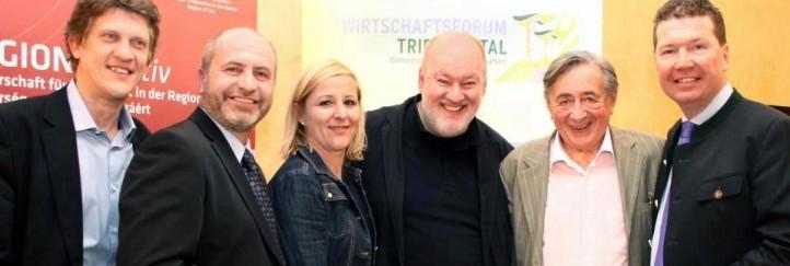 """Schlossgespräche Hernstein: """"Einkaufserlebnis oder Shoppingstress"""""""