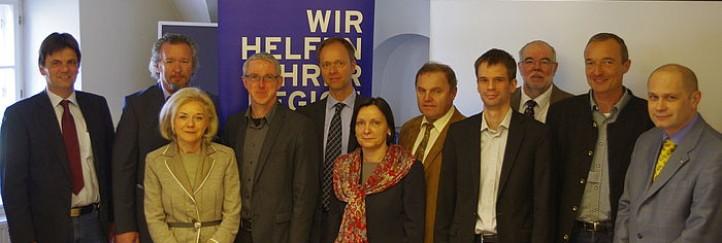Treffen der Sozialpartner und des Arbeitsmarktservice mit dem Regionalmanagement Niederösterreich