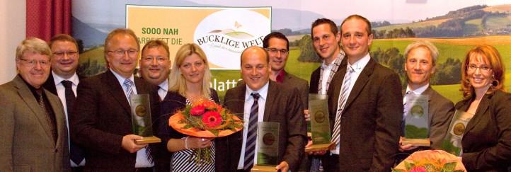 Bucklige Welt Wirtschaft – Zukunftspreis 2012