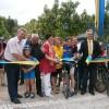 Weingarten-Radweg offiziell eröffnet