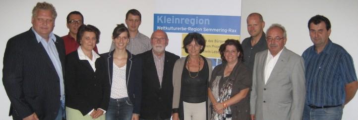 Weltkulturerbe-Region Semmering-Rax fit für die Zukunft