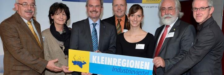 Niederösterreichischer Kleinregionentag 2012