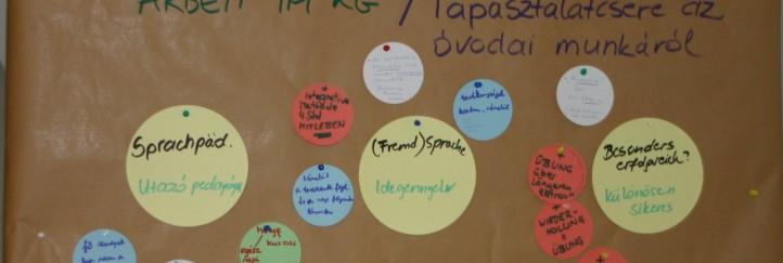 Einladung: Nachbarsprache in den Kindergärten