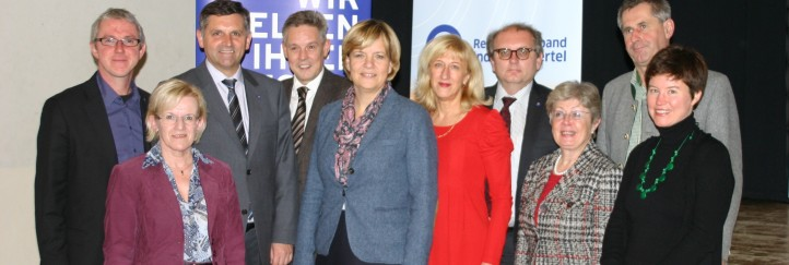 Weiterhin EU Förderungen für unsere Regionen!