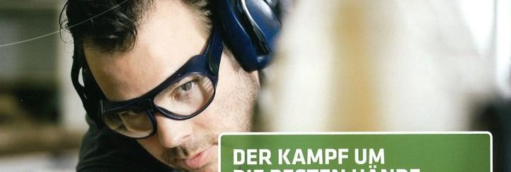 """Konferenzbericht """"Im Kampf um die besten Hände und Köpfe"""" erhältlich"""