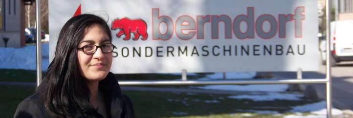 SchülerInnen erforschen die Berndorf Band