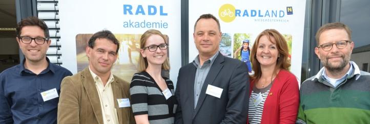 2. RADLakademie zur Stärkung des Nahverkehrs im Wiener Umland