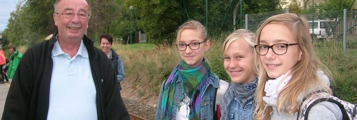 Puchbergerbahn: Mit regionalen Produkten in den Tag gestartet
