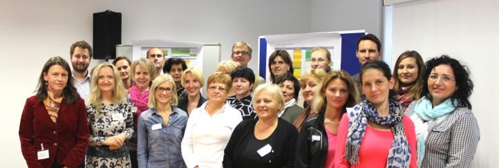 Slowakische Delegation besichtigte nachhaltige Projekte im Triestingtal