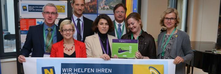 Regionalmanagement vertritt Niederösterreich in Brüssel