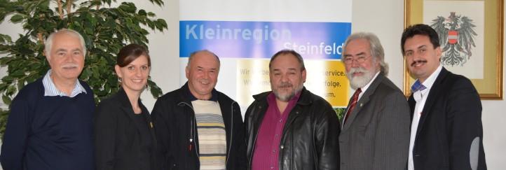 Kleinregion Steinfeld – Gemeinsam für die Bürger/innen der Region