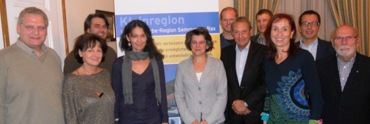 Dynamische Regionalentwicklung in der Kleinregion Semmering-Rax