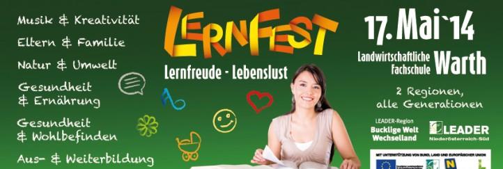 Als Aussteller beim Lernfest 2014 mitmachen? – Noch möglich!