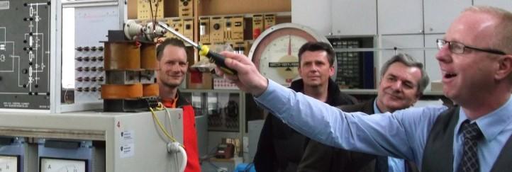 Auslandsmodul für ungarische EnergietechnikerInnen an der HTL Wiener Neustadt