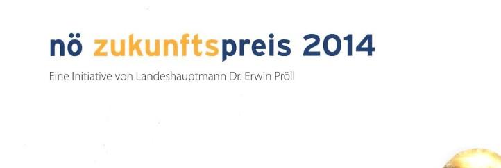NÖ Zukunftspreis 2014