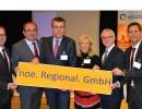 Weichenstellung im Industrieviertel: Regionsvertreter legen die wichtigsten Zukunftsthemen fest und wählen neuen Vorstand